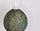 Handmade lamp, lamp shade, pendant light, ceiling, hanging lamp by FiligreeCreations on Etsy