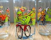 The Great Muppet Caper - 1981 McDonald's Commemorative Glass
