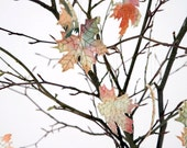 Autumn Leaf Hanging Decorations