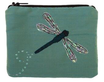 Dragonfly Purse