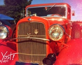 Hot Sauce, 1932 Ford, 8x10 Print