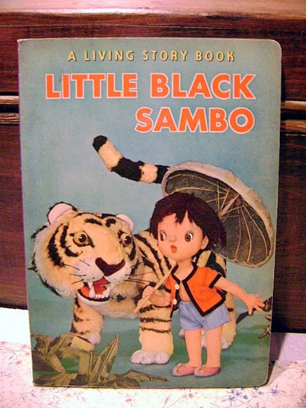 RARE Antique Black Boy Figurine Little Black Sambo Like ... |Little Boy Sambo