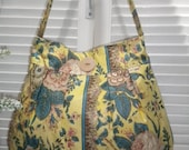 Missy's Everyday Bag / Pleated Hobo Bag / Everyday Shoulder Bag - Spring Collection
