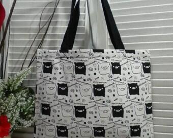 GIVE-AWAY TOTE BAGS PURSE DIAPER BAG BOOK BAGS