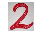 Instant Download Disney Numbers Large Embroidery Machine Applique Design 711