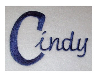 Instant Download Embroidery Machine Alphabet Font Set-701