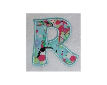 Instant Download Embroidery Machine Applique Alphabet Set-719