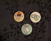 Final Fantasy XII monster buttons