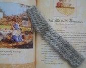 Angora Victorian Lace Bookmark