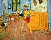 Cat Greeting Cards, Fine Art, Van Gogh, Blank Note Cards, Photo Notecards, Cat Art, Deborah Julian