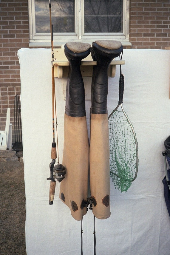 wader storage rack