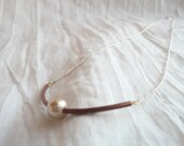 Meditation Pearl Necklace 18inch