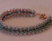 Reversible Multi-color Firefly bracelet
