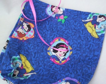 Snow White Fabric Gift Bag