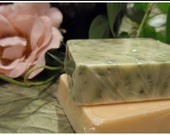 SALE- Natural Herbal Scented Soap- 4oz.- FREE SHIPPING