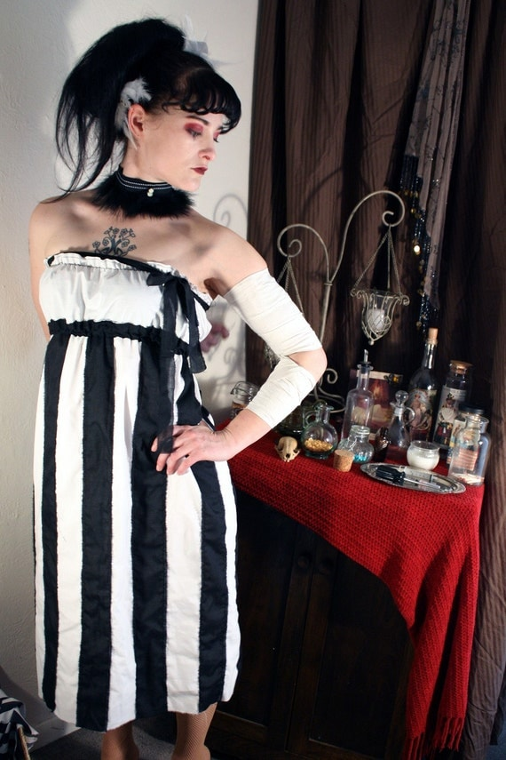 Strapless Carnival ... Baby doll dress... 20% OFF