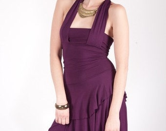 The SWEETFACE Halter Dress