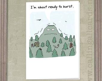 Burst - Valentine's Day Card