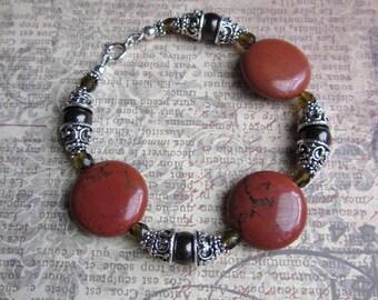 Bali Jasper Bracelet
