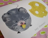 mouse mini card