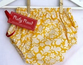 Baby Bloomers in Yellow