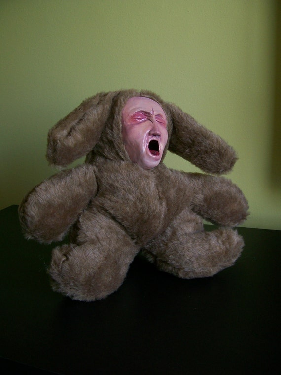 Brown Bunny- original sculpture
