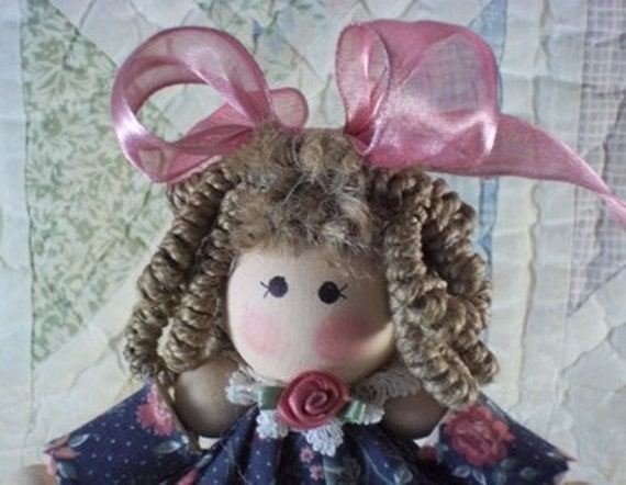 Name Me Doll - Personalized