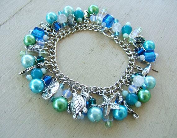 Under the Sea Charm Bracelet
