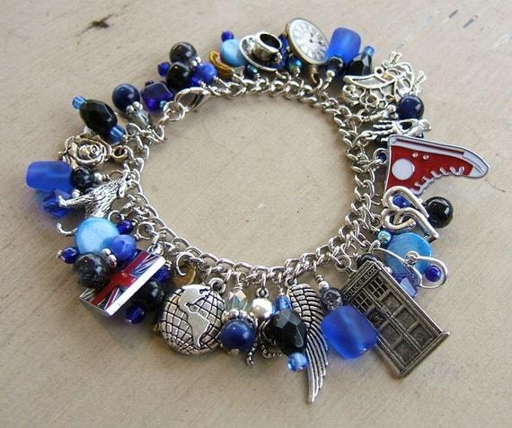 Tenth Doctor's Companion Bracelet