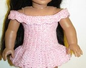 Sale! Pattern 32 Princess Dress for 18 inch Doll (will fit most 18 inch dolls)