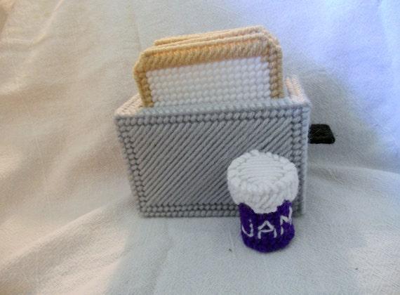 Toaster Coaster Set