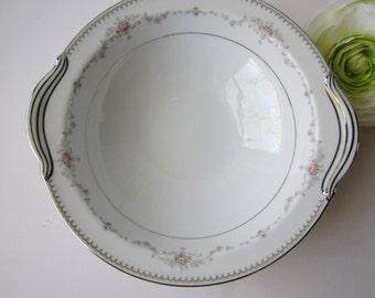 Vintage Noritake Fairmont Round Vegetable Bowl