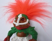 Touch Down Troll 1992 Hasbro Battle Trolls