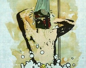 Showering that Sarlacc Off