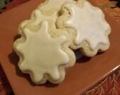 Spiked Eggnog Cookies 1 Dozen