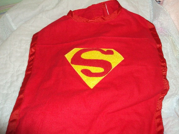 Kids Superman Cape