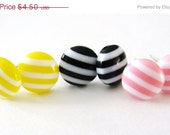 CLOSING SALE - Reserved for concettasdesigns - Soda Pop Shop - Flavor Collection - Retro Inspired Stud Earrings by berrysweettreats on Etsy