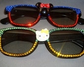 Blinged Real D 3d Glasses