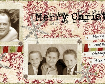 Custom Photo Christmas Cards, Holiday Cards, Invitations, and more