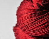 Blood queen - Silk Yarn Lace weight