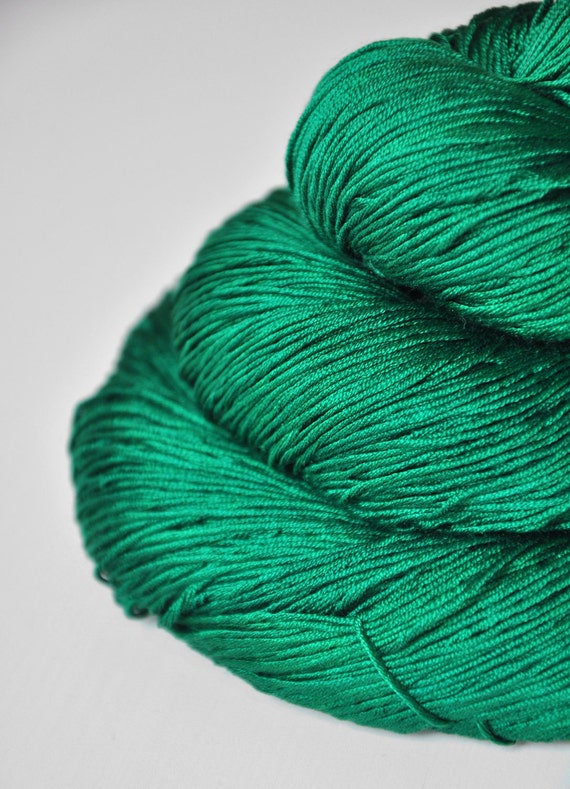 Absinthe  - Silk Yarn Fingering weight - LIMITED EDITION