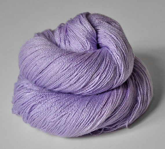 Fabric softener OOAK - Silk/Merino Yarn Lace weight