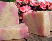 Cherry Blossom w/Olive oil and Shea butter soap