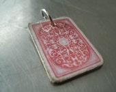 single vintage handmade charm
