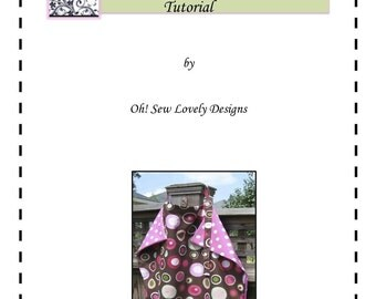 Reversible Nursing Cover Sewing Pattern