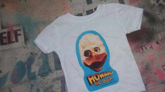 SALE Howard the Duck toddler kids tee tshirt size