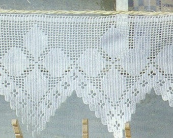 Crocheted Edging - Border No.1