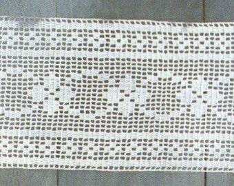Crocheted Edging - Border No.4