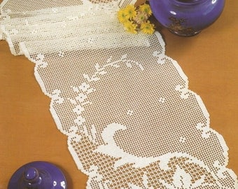 Crochet Table Runner - Simple