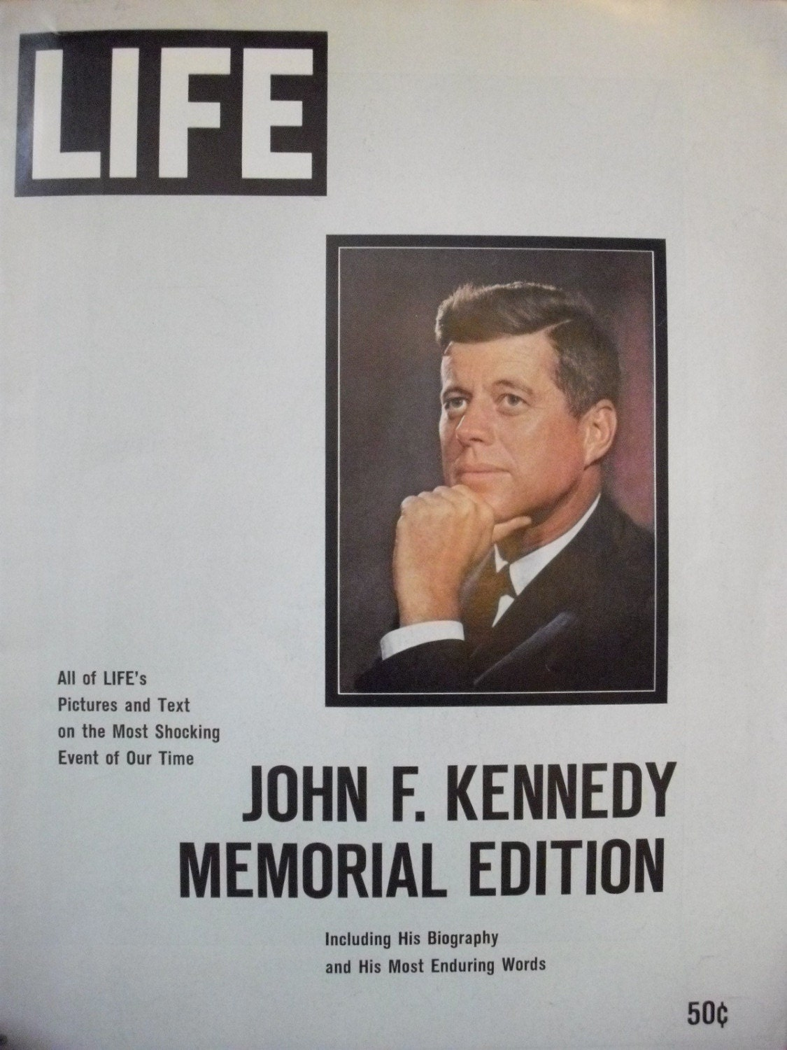 """an introduction to the life of john f kennedy All the world knows the end of john f kennedy jr and carolyn bessette's story  """"john's life was huge—with dozens of friendships and involvements—but carolyn couldn't handle that ."""